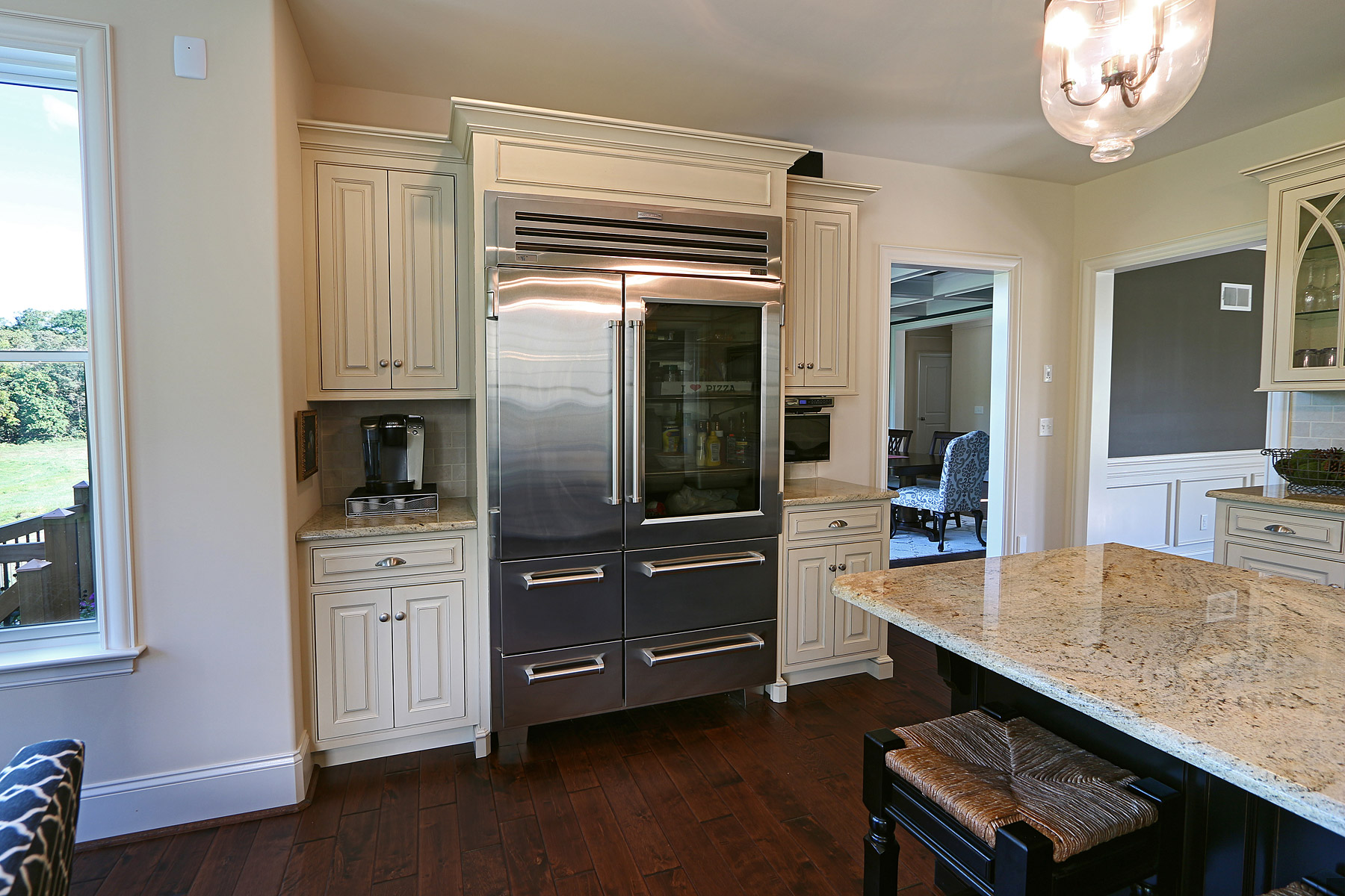 Gourmet Kitchen Jon Warner Custom Built Homes Lancaster Pa
